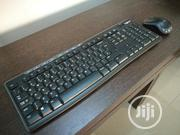 Logitech Wireless Keyboard And Mouse | Computer Accessories  for sale in Lagos State, Lekki Phase 1