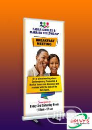 Roll-up Banner | Other Services for sale in Lagos State, Lagos Mainland