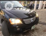 Mercedes-Benz M Class 2008 Black   Cars for sale in Abuja (FCT) State, Abaji