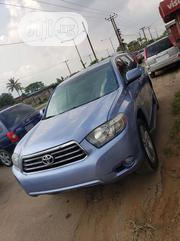 Toyota Highlander 2009 Blue | Cars for sale in Lagos State, Ikeja