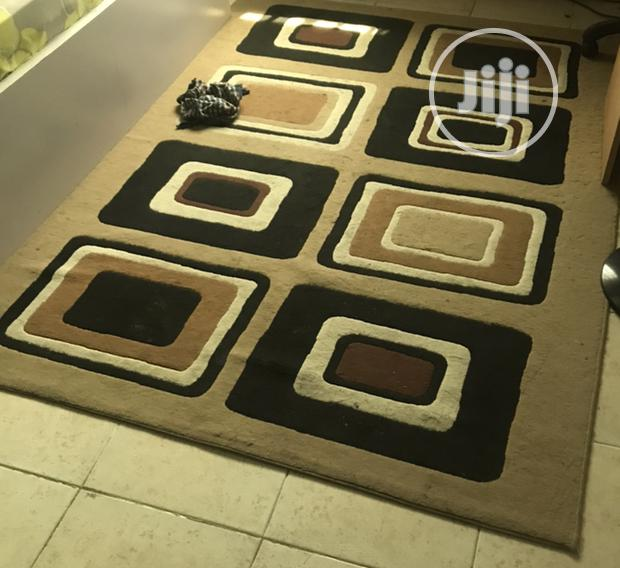 Archive: Neatly Used Center Rug