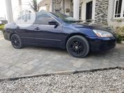 Honda Accord 2006 Sedan EX Automatic Blue | Cars for sale in Rivers State, Obio-Akpor