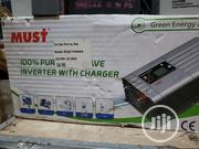 3000 Watt Inverter With Charger | Solar Energy for sale in Lagos State, Ojo