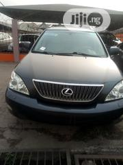 Lexus RX 350 4x4 2007 Blue | Cars for sale in Lagos State, Amuwo-Odofin