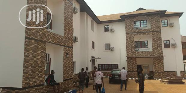 Archive: New Hotel In Awka For Lease