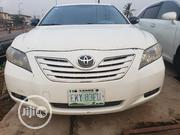 Toyota Camry 2008 2.4 XLE White | Cars for sale in Lagos State, Ikorodu