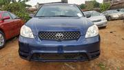 Toyota Matrix 2003 Blue | Cars for sale in Lagos State, Alimosho