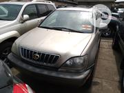 Lexus RX 2001 Silver | Cars for sale in Lagos State, Ojodu