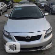 Toyota Corolla 2009 Silver | Cars for sale in Lagos State, Lekki Phase 2