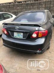 Toyota Corolla 2008 Gray | Cars for sale in Lagos State, Lagos Mainland