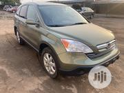 Honda CR-V 2007 EX-L 4WD Automatic Green | Cars for sale in Lagos State, Ikeja