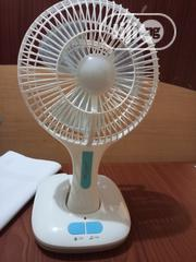 Rechargeable Table Fan | Home Appliances for sale in Abuja (FCT) State, Garki 1
