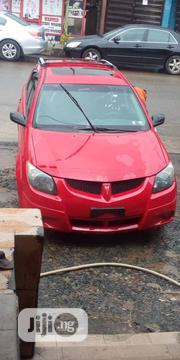 Pontiac Vibe 2005 1.8 AWD Red | Cars for sale in Lagos State, Lagos Mainland