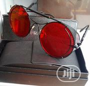 Prada Red Eyeshade | Clothing Accessories for sale in Lagos State, Lagos Island