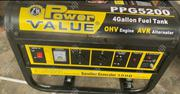 Power Value Semi Silent Generator 3.5 Kva | Electrical Equipment for sale in Lagos State, Lekki Phase 2