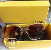 Fendi Female Brown Sunglass | Clothing Accessories for sale in Lagos State, Lagos Island