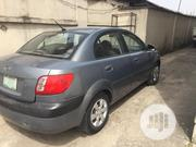 Kia Rio 2009 1.3 RS Gray | Cars for sale in Lagos State, Yaba