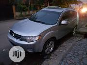 Mitsubishi Outlander 2007 2.4 4WD Intense Gray | Cars for sale in Lagos State, Ikeja