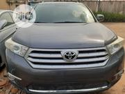 Toyota Highlander 2013 Limited 3.5l 4WD Gray | Cars for sale in Lagos State, Magodo