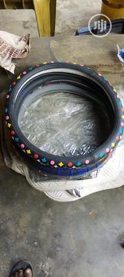Lv And Gucci Steering Cover | Vehicle Parts & Accessories for sale in Abuja (FCT) State, Central Business District