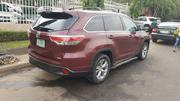 Toyota Highlander 2015 Red | Cars for sale in Lagos State, Ikeja