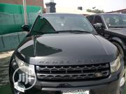 Land Rover Range Rover Evoque 2010 Black | Cars for sale in Lagos State, Lekki Phase 1