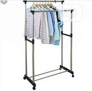 Adjustable Double Layers Hanger | Home Accessories for sale in Lagos State, Alimosho