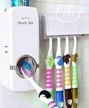 Toothpaste And Toothbrush Holder | Home Accessories for sale in Lagos State, Lagos Island