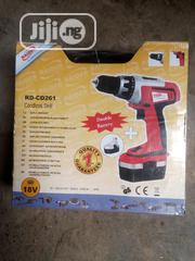 Cordless Drill Machine | Electrical Tools for sale in Lagos State, Lagos Island