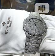 Full Iced Patek Philippe Men's Wrist Watch | Watches for sale in Lagos State, Lagos Island