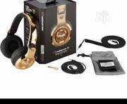 Monster 24k Wired Headset | Headphones for sale in Lagos State