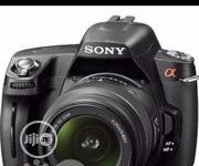 Sony Alpha A290L 14.2 M P Digital Camera With 18-55 Lens | Photo & Video Cameras for sale in Lagos State