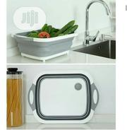 2 In 1 Foldable Chopping Board | Kitchen & Dining for sale in Lagos State, Amuwo-Odofin