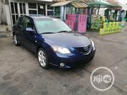 Mazda 3 2004 2.0 Top Blue | Cars for sale in Lagos State, Surulere