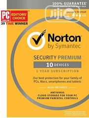 Norton Security 10 Users | Software for sale in Lagos State, Ikeja