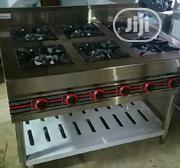 Industrial Gas Cooker 6 Burners | Restaurant & Catering Equipment for sale in Lagos State, Ojo