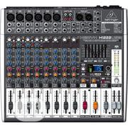 Behringer XENYX X1222USB - 16-input USB Audio Mixer With Effects | Audio & Music Equipment for sale in Lagos State, Ojo