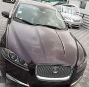 New Jaguar XF 2012 5.0 Supercharged Black | Cars for sale in Lagos State, Lekki Phase 2