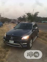 Mercedes-Benz M Class 2013 Gray | Cars for sale in Abuja (FCT) State, Gaduwa