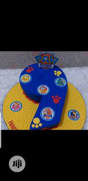 Number Cake... | Meals & Drinks for sale in Lagos State, Egbe Idimu