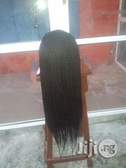 One Million Frontal Braid Lace Wig | Hair Beauty for sale in Lagos State