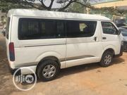 Toyota HMV 2008 White | Buses & Microbuses for sale in Abuja (FCT) State, Gwarinpa