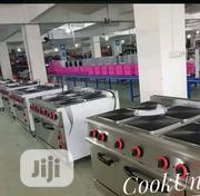 Electric Cooker 4plates With Oven | Restaurant & Catering Equipment for sale in Lagos State, Ojo