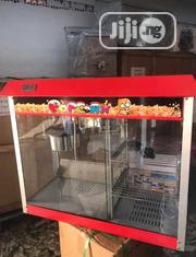 Popcorn Machine Big Size With Snacks Warmer | Restaurant & Catering Equipment for sale in Lagos State, Ojo