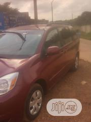 Toyota Sienna 2004 LE FWD (3.3L V6 5A) Red | Cars for sale in Enugu State, Enugu East