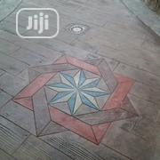 Concrete Floor Stamp   Building & Trades Services for sale in Lagos State, Victoria Island
