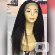 Kinky Straight Frontal Wig | Hair Beauty for sale in Osun State, Osogbo