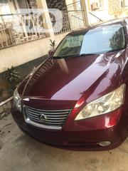 Lexus ES 2007 Red | Cars for sale in Lagos State, Ikeja