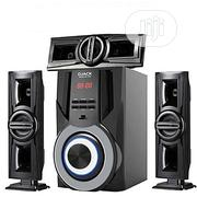 Djack 3.1ch Bluetooth Home Theatre Sound System (Dj-1003) | Audio & Music Equipment for sale in Lagos State, Alimosho