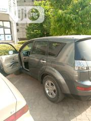 Mitsubishi Outlander 2008 2.4 Automatic Gray | Cars for sale in Abuja (FCT) State, Central Business District